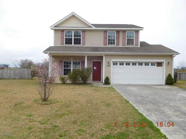 108 Maidstone Drive, Richlands, NC 28574 (MLS #100205194) :: Vance Young and Associates