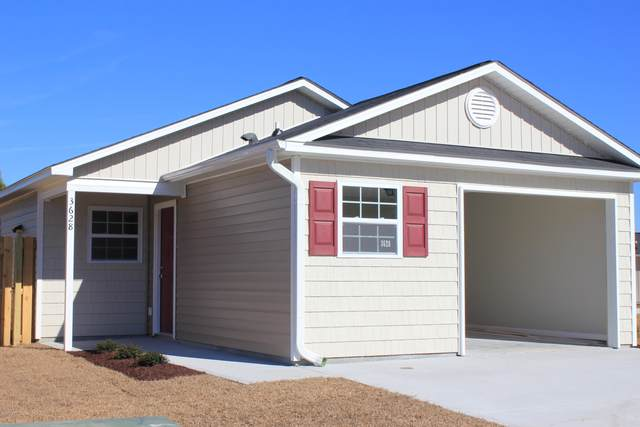 3628 Ramsey Drive, Greenville, NC 27834 (MLS #100205196) :: The Keith Beatty Team