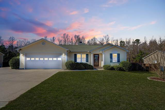 171 Wheaton Drive, Richlands, NC 28574 (MLS #100205197) :: Vance Young and Associates