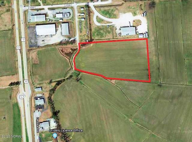 0 Off Linnie Perry Road, Washington, NC 27889 (MLS #100205203) :: The Tingen Team- Berkshire Hathaway HomeServices Prime Properties