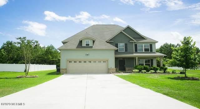 307 Echo Ridge Road, Swansboro, NC 28584 (MLS #100205208) :: Berkshire Hathaway HomeServices Hometown, REALTORS®