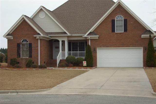 508 Cherry Lane, Lumberton, NC 28358 (MLS #100205234) :: Welcome Home Realty
