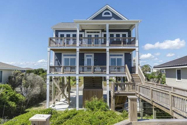 2527 W Beach Drive, Oak Island, NC 28465 (MLS #100205247) :: SC Beach Real Estate
