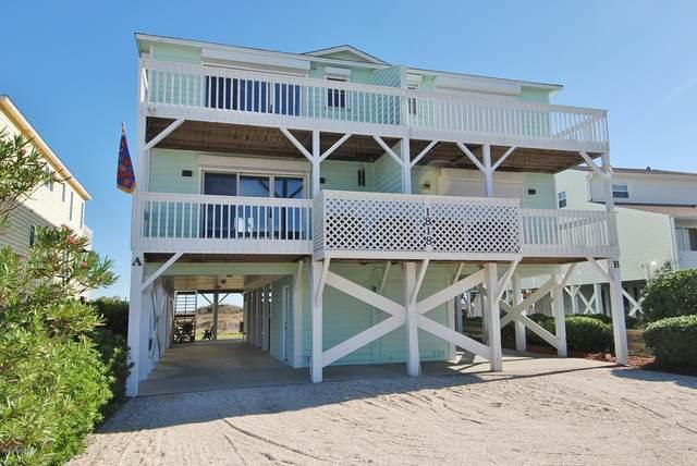 1818 E Main Street A, Sunset Beach, NC 28468 (MLS #100205288) :: Frost Real Estate Team