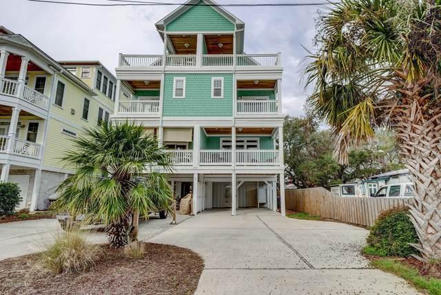 1514 Bowfin Lane #2, Carolina Beach, NC 28428 (MLS #100205310) :: The Keith Beatty Team
