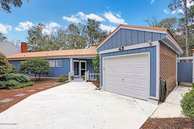 43 Augusta Drive, Oak Island, NC 28465 (MLS #100205324) :: Vance Young and Associates