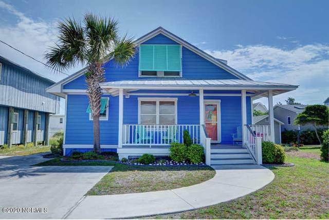106 Raleigh Avenue, Surf City, NC 28445 (MLS #100205325) :: Coldwell Banker Sea Coast Advantage