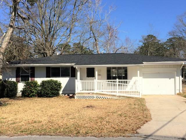 124 Bryan Circle, Havelock, NC 28532 (MLS #100205327) :: The Tingen Team- Berkshire Hathaway HomeServices Prime Properties