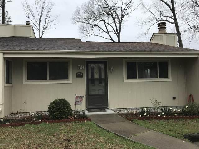 59 Quarterdeck Townhouses, New Bern, NC 28562 (MLS #100205364) :: RE/MAX Essential
