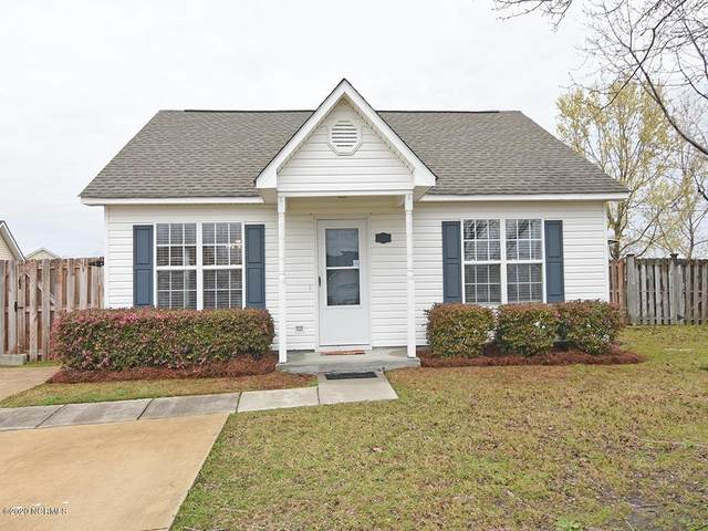 2709 Ashby Drive, Wilmington, NC 28411 (MLS #100205367) :: The Chris Luther Team