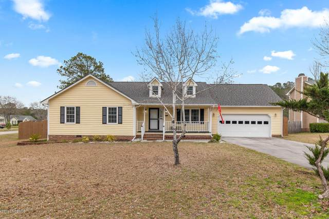 101 Sweet Bay Court, Richlands, NC 28574 (MLS #100205404) :: Vance Young and Associates