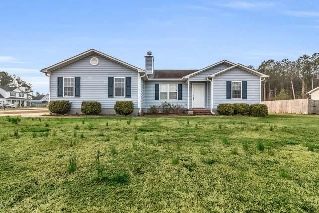 235 Bishop Drive, Jacksonville, NC 28540 (MLS #100205437) :: Berkshire Hathaway HomeServices Hometown, REALTORS®