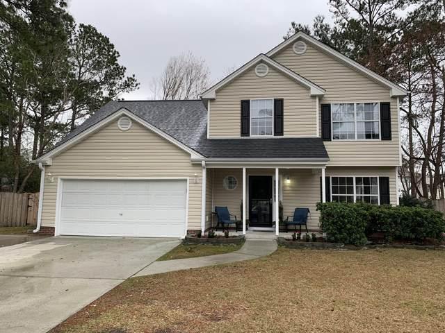 5011 Split Rail Drive, Wilmington, NC 28412 (MLS #100205440) :: The Tingen Team- Berkshire Hathaway HomeServices Prime Properties