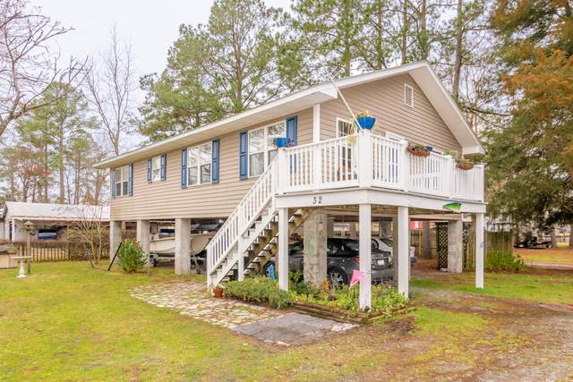 32 Canal Run, Washington, NC 27889 (MLS #100205471) :: The Tingen Team- Berkshire Hathaway HomeServices Prime Properties