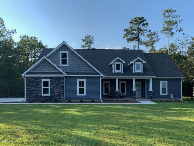 241 White Oak Bluff Road, Stella, NC 28582 (MLS #100205515) :: The Cheek Team