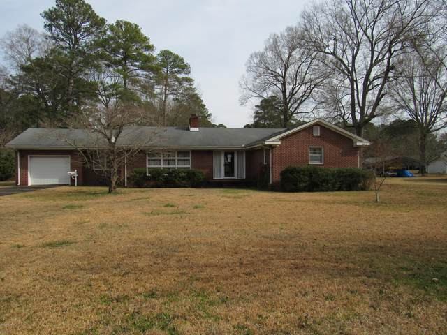 1713 Pine Forest Drive, Scotland Neck, NC 27874 (MLS #100205542) :: Coldwell Banker Sea Coast Advantage