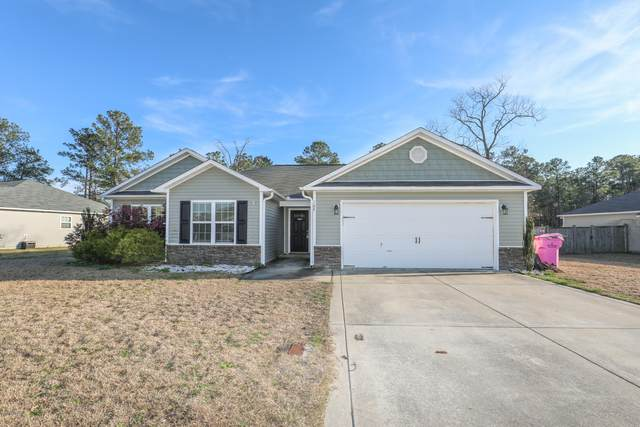 105 Braeburn Boulevard, Richlands, NC 28574 (MLS #100205545) :: Vance Young and Associates
