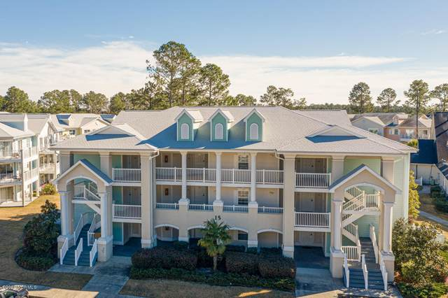 330 S Middleton Drive NW #1505, Calabash, NC 28467 (MLS #100205551) :: RE/MAX Elite Realty Group