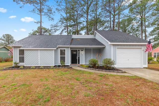 2203 Bridle Trail, Midway Park, NC 28544 (MLS #100205568) :: Berkshire Hathaway HomeServices Hometown, REALTORS®