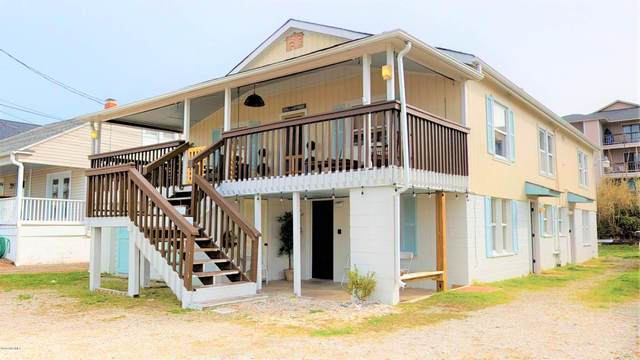 508 Canal Drive, Carolina Beach, NC 28428 (MLS #100205588) :: The Chris Luther Team