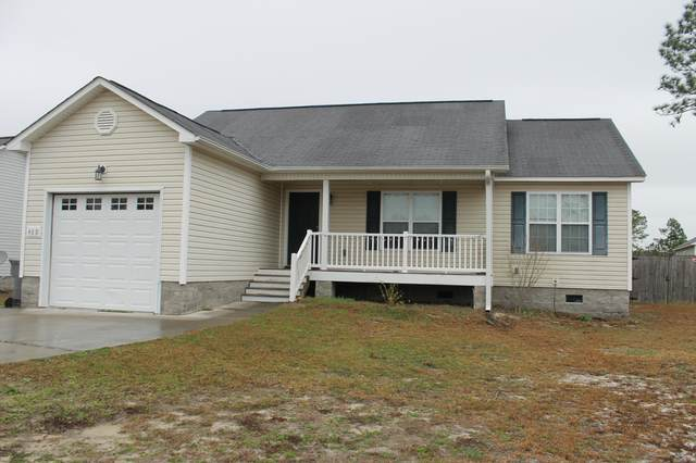 469 Sand Ridge Road, Hubert, NC 28539 (MLS #100205592) :: Berkshire Hathaway HomeServices Hometown, REALTORS®