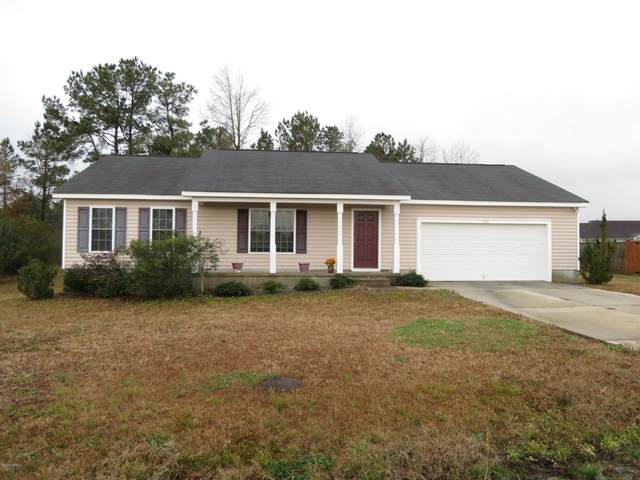 404 Seahawk Court, Richlands, NC 28574 (MLS #100205595) :: RE/MAX Elite Realty Group