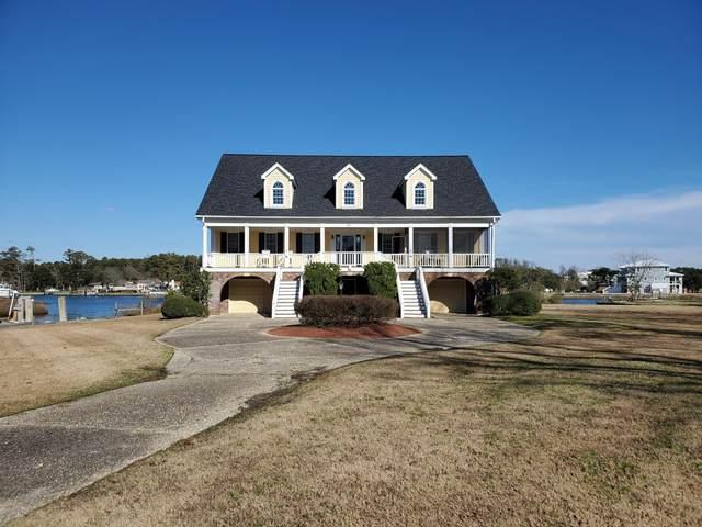 521 Deer Creek Drive, Cape Carteret, NC 28584 (MLS #100205597) :: The Tingen Team- Berkshire Hathaway HomeServices Prime Properties