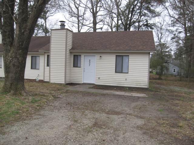 237 Cedar Ridge Lane, Havelock, NC 28532 (MLS #100205600) :: Coldwell Banker Sea Coast Advantage