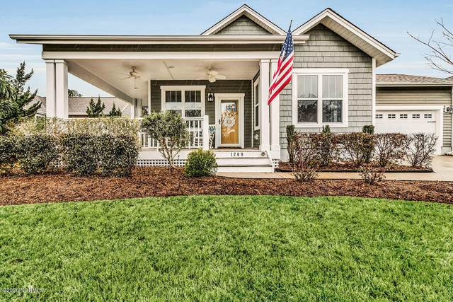 1209 Daisy Court, Holly Ridge, NC 28445 (MLS #100205603) :: RE/MAX Elite Realty Group