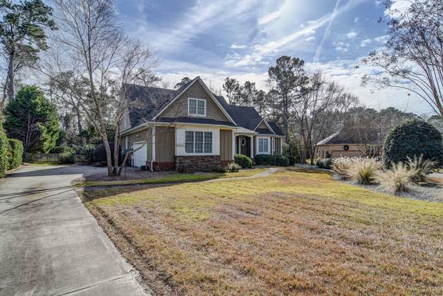 6229 Richard Bradley Drive, Wilmington, NC 28409 (MLS #100205605) :: The Chris Luther Team