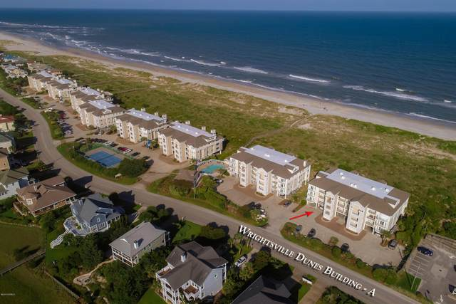 2500 N Lumina Avenue 2-B, Wrightsville Beach, NC 28480 (MLS #100205608) :: Berkshire Hathaway HomeServices Hometown, REALTORS®