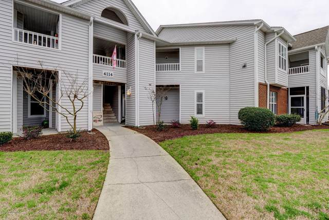 4114 Breezewood Drive #104, Wilmington, NC 28412 (MLS #100205622) :: RE/MAX Elite Realty Group