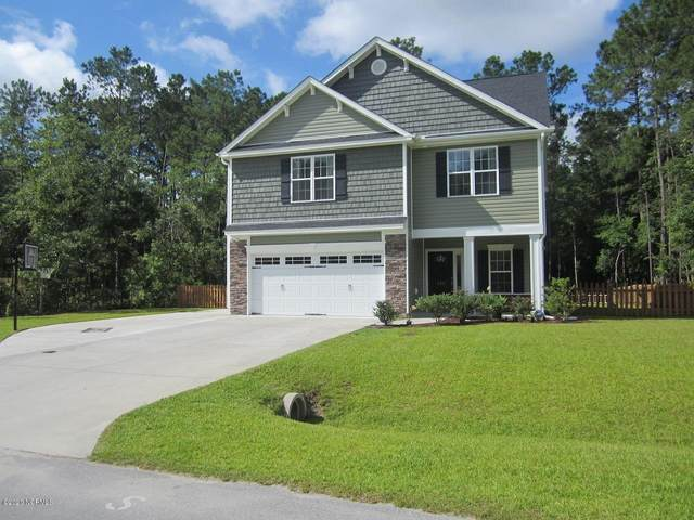 604 Weeping Willow Lane, Jacksonville, NC 28540 (MLS #100205635) :: Berkshire Hathaway HomeServices Hometown, REALTORS®