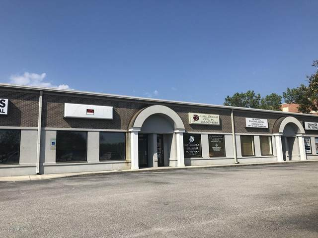 4320 Southport Supply Road SE #400, Southport, NC 28461 (MLS #100205636) :: The Tingen Team- Berkshire Hathaway HomeServices Prime Properties
