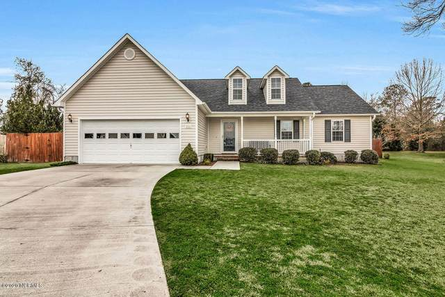 206 Concord Lane, Richlands, NC 28574 (MLS #100205656) :: Berkshire Hathaway HomeServices Hometown, REALTORS®