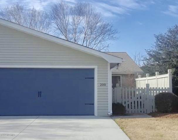 200 Inland Greens Circle, Wilmington, NC 28405 (MLS #100205682) :: Berkshire Hathaway HomeServices Hometown, REALTORS®