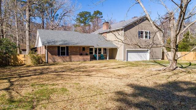 107 Woodland Drive, Havelock, NC 28532 (MLS #100205684) :: Frost Real Estate Team