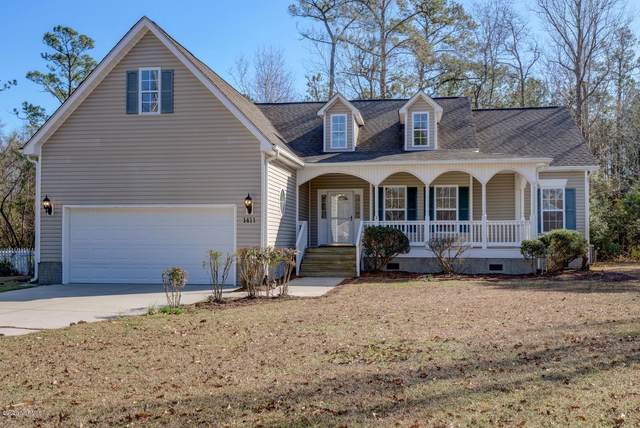 1411 Chadwick Shores Drive, Sneads Ferry, NC 28460 (MLS #100205689) :: The Cheek Team