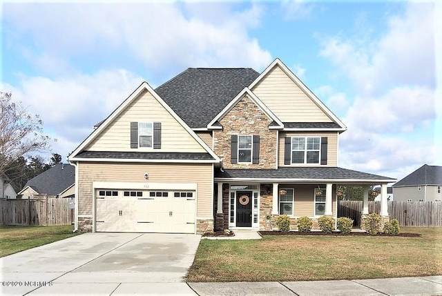 102 Hills Lorough Loop Loop, Jacksonville, NC 28546 (MLS #100205698) :: Berkshire Hathaway HomeServices Hometown, REALTORS®