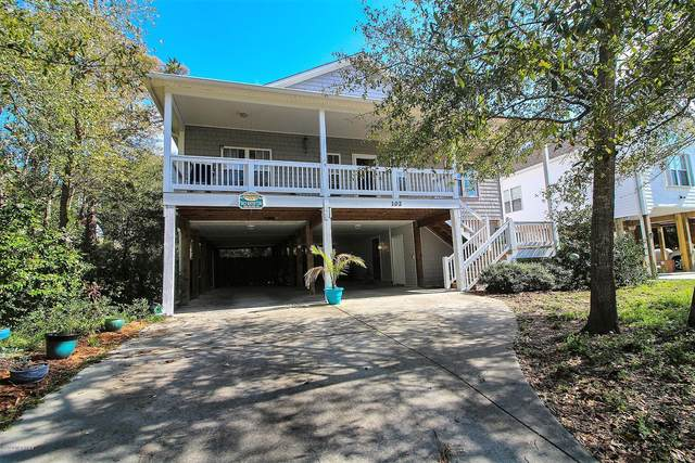 102 SE 43rd Street, Oak Island, NC 28465 (MLS #100205715) :: Vance Young and Associates