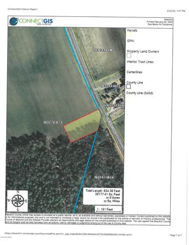 Lot 1 State Rd 1155 Road, Chocowinity, NC 27817 (MLS #100205749) :: The Tingen Team- Berkshire Hathaway HomeServices Prime Properties