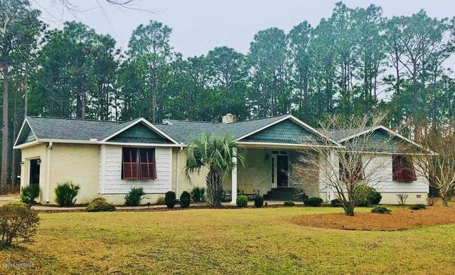 528 Palmer Drive, Southport, NC 28461 (MLS #100205780) :: The Tingen Team- Berkshire Hathaway HomeServices Prime Properties