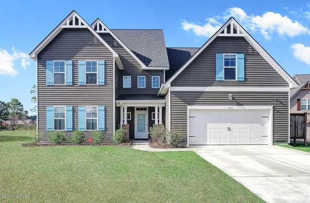 405 Ponzer Court N, Holly Ridge, NC 28445 (MLS #100205786) :: RE/MAX Essential