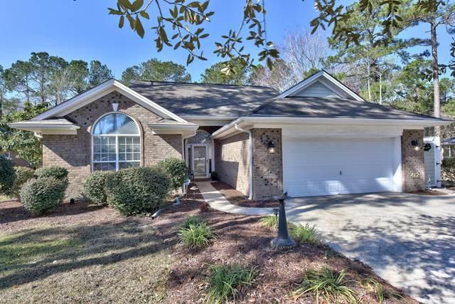 412 Planters Ridge Drive, Sunset Beach, NC 28468 (MLS #100205792) :: Carolina Elite Properties LHR