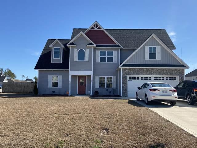 420 Sea Buoy Lane, Sneads Ferry, NC 28460 (MLS #100205801) :: David Cummings Real Estate Team