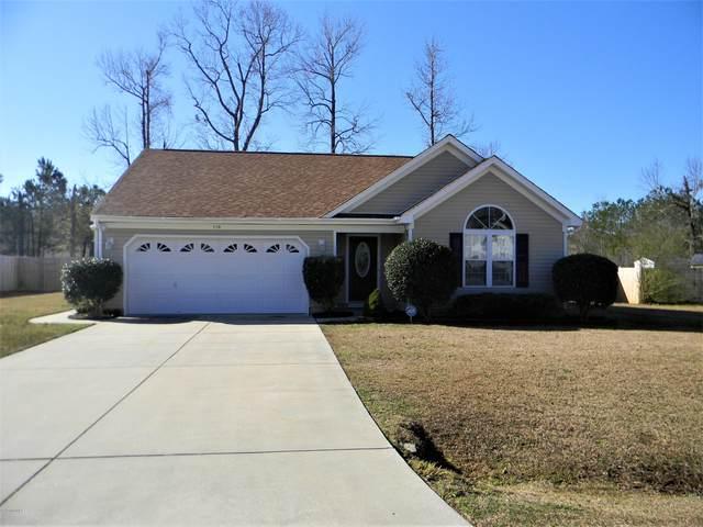 110 Secretariat Drive, Havelock, NC 28532 (MLS #100205803) :: David Cummings Real Estate Team
