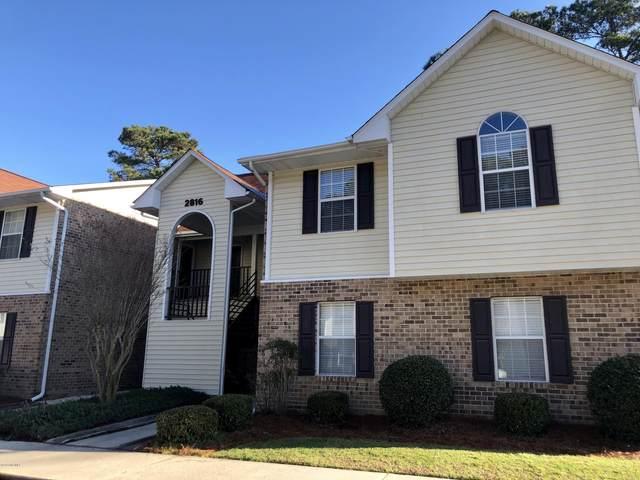 2816 Mulberry Lane F, Greenville, NC 27858 (MLS #100205807) :: Lynda Haraway Group Real Estate
