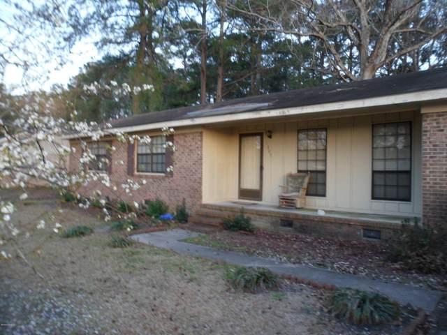1947 Caprice Drive, Kinston, NC 28504 (MLS #100205822) :: Vance Young and Associates