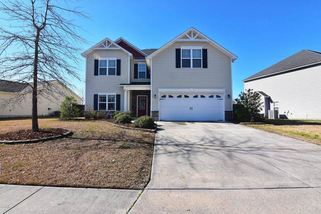 2811 Weathersby Drive, New Bern, NC 28562 (MLS #100205833) :: Lynda Haraway Group Real Estate
