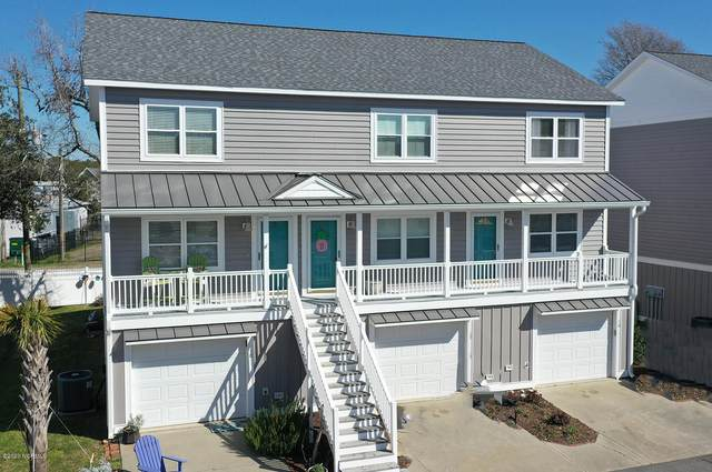 2511 Front Street #18, Beaufort, NC 28516 (MLS #100205835) :: Coldwell Banker Sea Coast Advantage